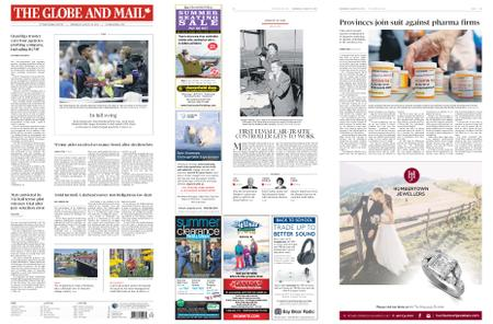 The Globe and Mail – August 28, 2019