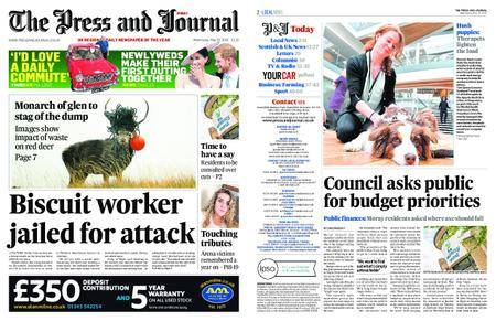 The Press and Journal Moray – May 23, 2018