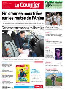 Le Courrier de l'Ouest Cholet – 27 décembre 2019