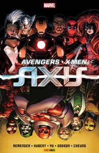 Avengers - X-Men - AXIS Panini digital