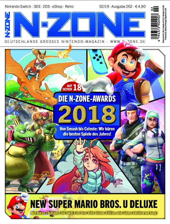 N-Zone – Februar 2019