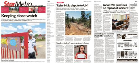 The Star Malaysia - Metro South & East – 19 March 2019