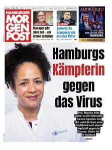 Hamburger Morgenpost – 03. März 2020
