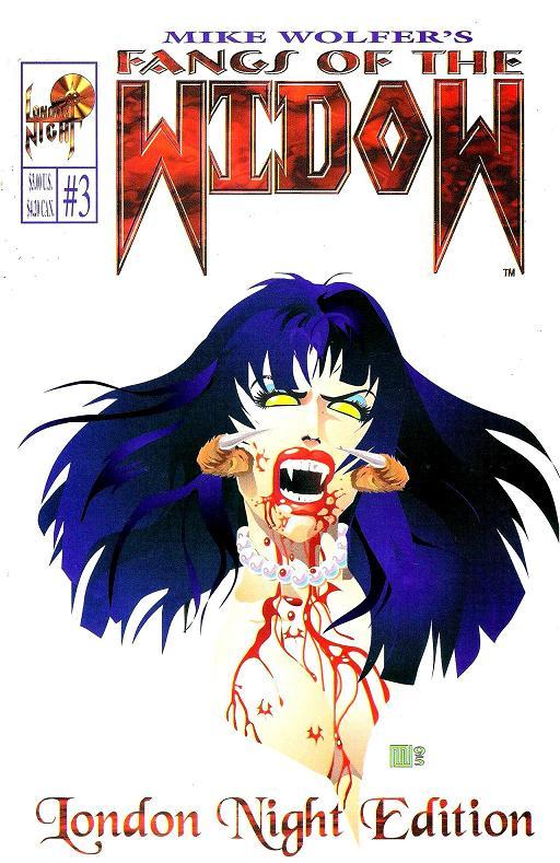 Fangs of the Widow, vol 3
