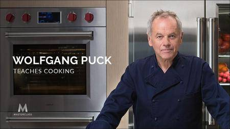 MasterClass - Wolfgang Puck Teaches Cooking