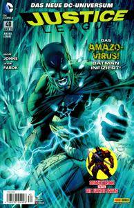 Justice League 40 Panini 2015 Drg