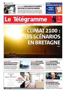Le Télégramme Quimper – 06 février 2021