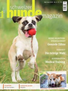 Schweizer Hunde Magazin - Mai-Juni 2020