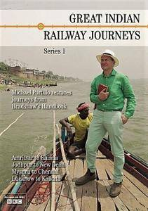 BBC - Great Indian Railway Journeys: Series 1 (2018)