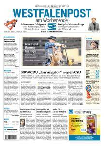 Westfalenpost Wetter - 16. Juni 2018