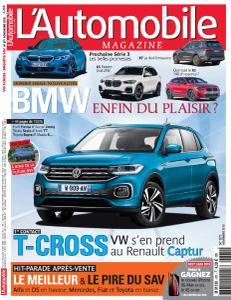 L'Automobile Magazine - Novembre 2018