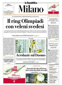 la Repubblica Milano – 15 giugno 2019