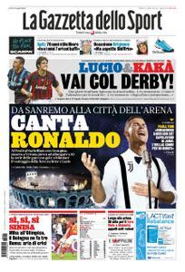 La Gazzetta dello Sport Roma – 08 febbraio 2020