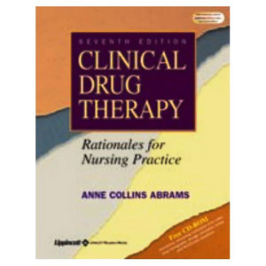 Clinical Drug Therapy [Repost]