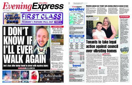 Evening Express – November 03, 2017