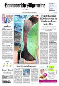 Hannoversche Allgemeine Zeitung - 09. Oktober 2019