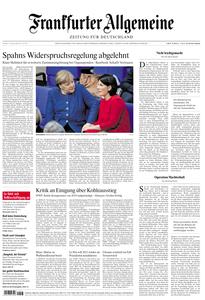 Frankfurter Allgemeine Zeitung F.A.Z. - 17. Januar 2020