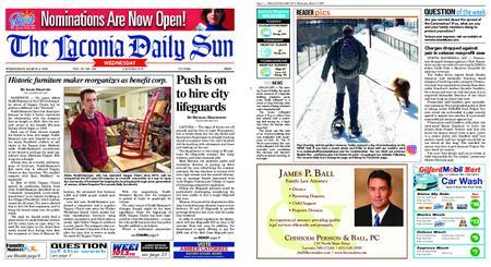 The Laconia Daily Sun – March 04, 2020