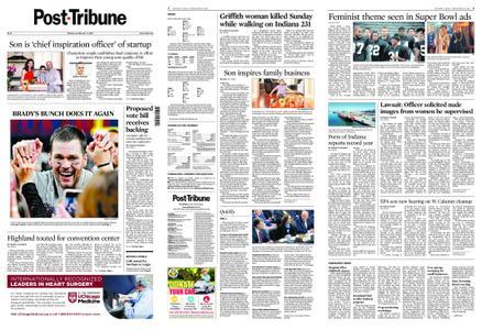 Post-Tribune – February 04, 2019