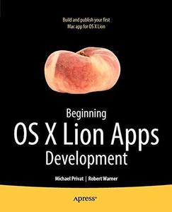 Beginning Mac OS X Lion Apps Development