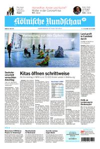 Kölnische Rundschau Wipperfürth/Lindlar – 09. Mai 2020