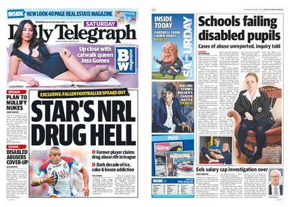 The Daily Telegraph (Sydney) – August 12, 2017