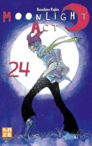 Moonlight Act - Tome 24 2019