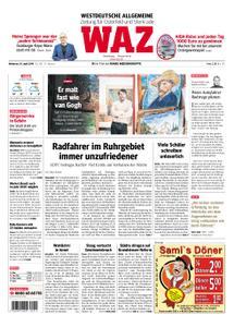 WAZ Westdeutsche Allgemeine Zeitung Oberhausen-Sterkrade - 10. April 2019