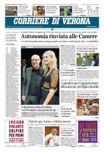 Corriere di Verona – 09 ottobre 2019