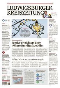 Ludwigsburger Kreiszeitung LKZ - 06 August 2021