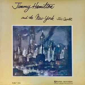 Jimmy Hamilton and the New York Jazz Quintet - Jimmy Hamilton And The New York Jazz Quintet (1956/2019) [24/96]