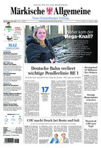 Neue Oranienburger Zeitung - 15. Januar 2019