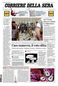 Corriere della Sera – 22 dicembre 2018
