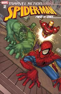 Marvel Action Classics Spider Man Two in One 002 (2019) (Digital) (Zone Empire