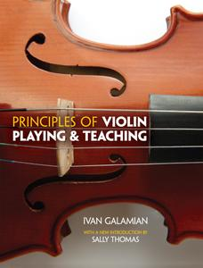 Principles of Violin Playing and Teaching