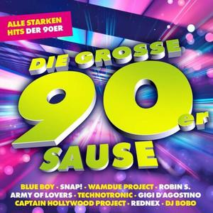 VA - Die Grosse 90er Sause - Alle Starken Hits Der 90er (2019)