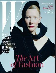 W Magazine - December 2015