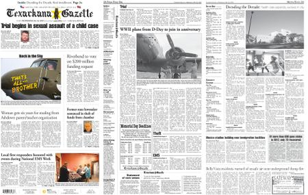 The Texarkana Gazette – May 22, 2019