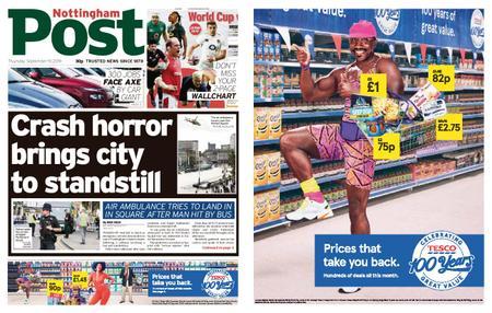 Nottingham Post – September 19, 2019