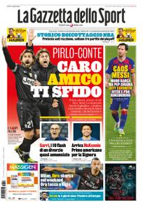 La Gazzetta dello Sport Sicilia – 27 agosto 2020