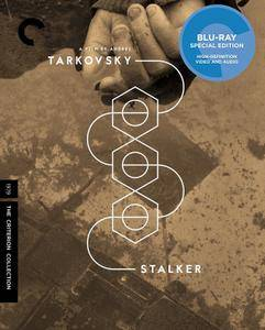 Stalker (1979) + Extras [The Criterion Collection]