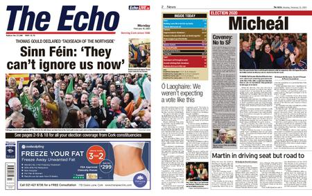 Evening Echo – February 10, 2020