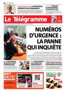 Le Télégramme Quimper – 04 juin 2021
