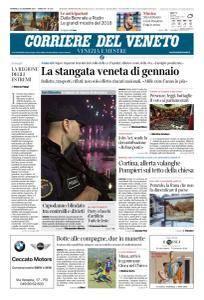 Corriere del Veneto Venezia e Mestre - 31 Dicembre 2017