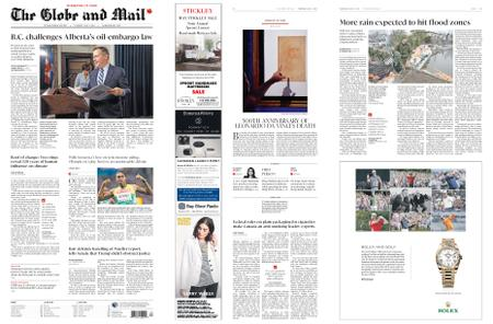 The Globe and Mail – May 02, 2019