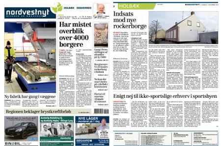 Nordvestnyt Holbæk Odsherred – 01. december 2018