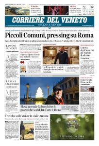 Corriere del Veneto Venezia e Mestre – 05 dicembre 2020