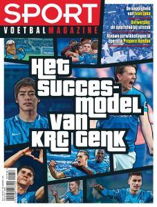 Sport Voetbal Magazine - 1 Mei 2019