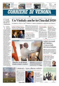 Corriere di Verona - 11 Aprile 2019