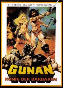 Gunan, King of the Barbarians (1982) Gunan il guerriero
